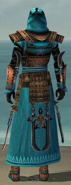 Dervish Monument Armor M dyed back