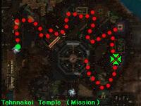 Bound Zojun map