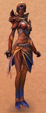 Elite Armor Xandra