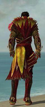 Disciple of Melandru M body back