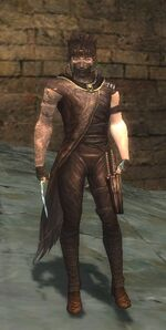 Obsidian Flame Assassin