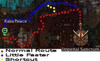 Kai sword route