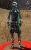 Sergeant Behnwa