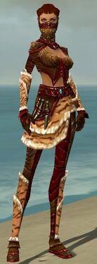 Ranger Vabbian Armor F dyed front