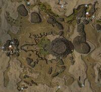 SkywardReach map