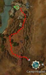 Major Jeahr Map2 from CampHojanu