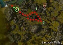 Forbidden Fruit Map