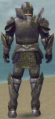 File:Warrior Platemail Armor M gray back.jpg