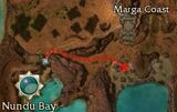Bubahl Icehands map