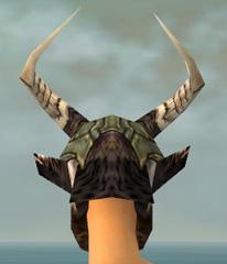 File:Warrior Elite Charr Hide Armor F gray head back.jpg