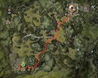Ashlyn Spiderfriend Location Map