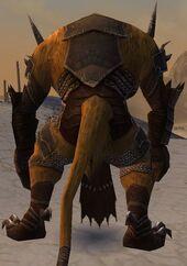 Pyre Fierceshot Armor Charr Back