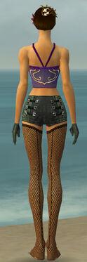 Mesmer Kurzick Armor F gray arms legs back