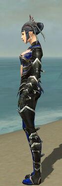 Necromancer Kurzick Armor F dyed side