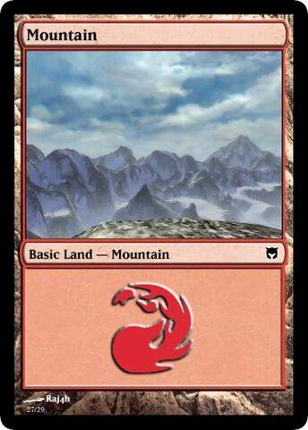 File:MTG Mountain.jpg