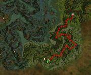 Dark Oak Map