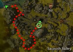 Single Ugly Grawl Seeks Same for Mindless Destruction in Ascalon Map