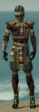 Ritualist Elite Luxon Armor M gray front