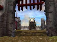 Linnok Courtyard during Dragon Festival