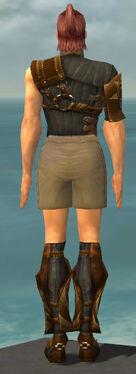 Ranger Sunspear Armor M gray chest feet back