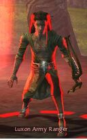 Luxon Army Ranger