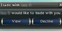 Trade window