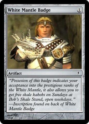 File:TEF's White Mantle Badge Magic Card.jpg
