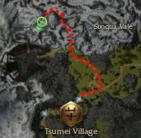 Wulk cragfist map