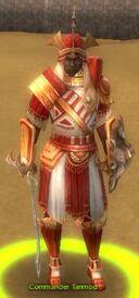 Commander Tanmod
