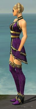 Mesmer Shing Jea Armor F dyed side