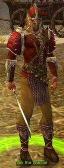 Van the Warrior