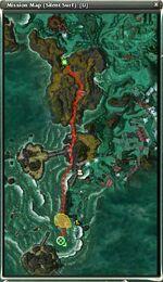 The Dragon Hunter map