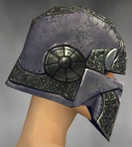 File:Warrior Platemail Armor F gray head side.jpg