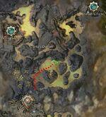 Eshwe the Insane map