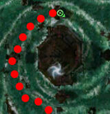 Afflicted Shen location