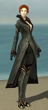 Mesmer Norn Armor F gray front