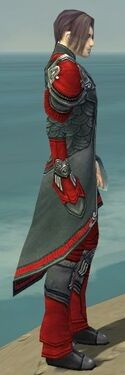 Elementalist Asuran Armor M dyed side