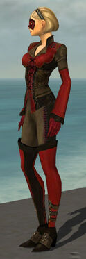 Mesmer Istani Armor F dyed side