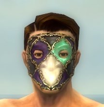 File:Mesmer Elite Luxon Armor M dyed head front.jpg