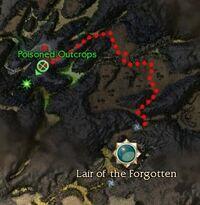 Battlelord Turgar location