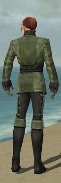 Mesmer Shing Jea Armor M gray back
