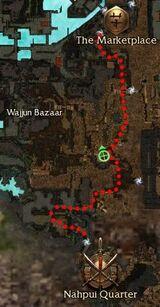 Tsungfa map
