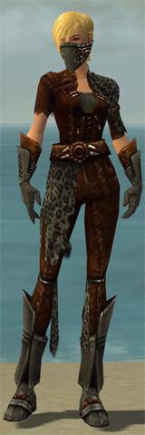 File:Ranger Istani Armor F gray front.jpg