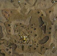 Vulture Drifts map