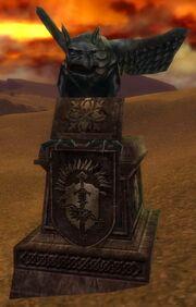 Surmia Statue