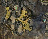 The Alkali Pan map