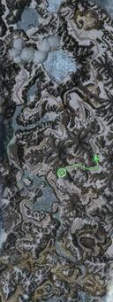 Iron Mines Inquisitor Locations
