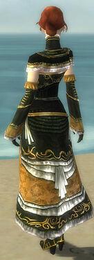 Mesmer Elite Sunspear Armor F gray back
