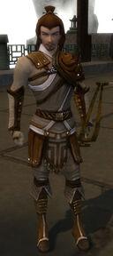 Zaishen archer