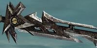 Deldrimor Sword (unique)